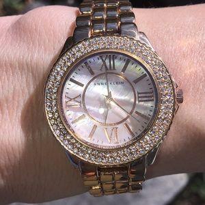 Anne Klein - Rose Gold Watch